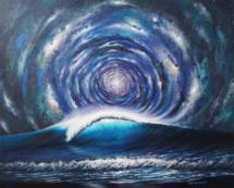 Oil/Acrylic on Canvas - POA
